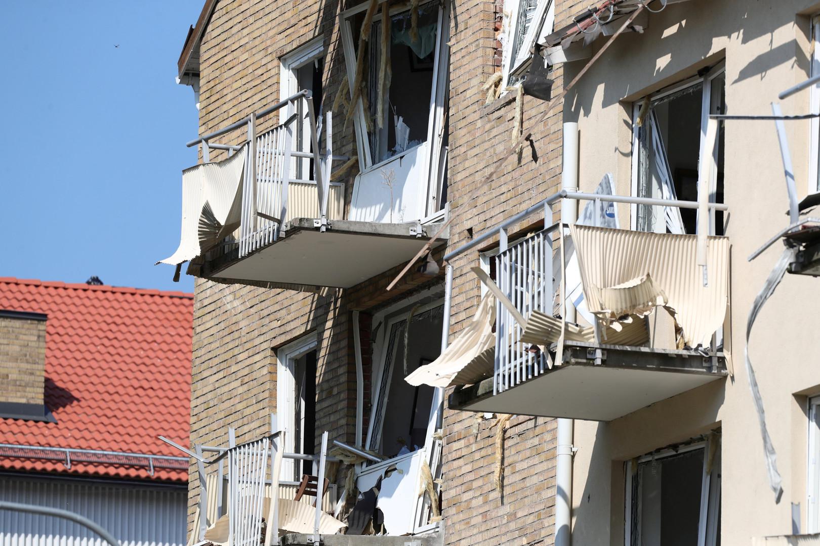 Schweden: Mindestens 25 Verletzte bei Explosion vor Mehrfamilienhaus