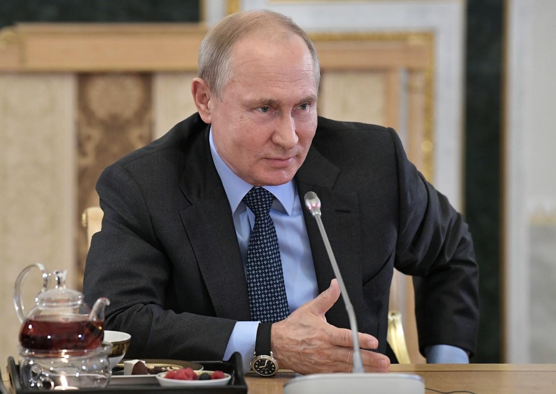 """""""Treffen wir uns auf einer Tatami"""" – Putin schlägt US-Journalistin Treffen auf Judomatte vor"""