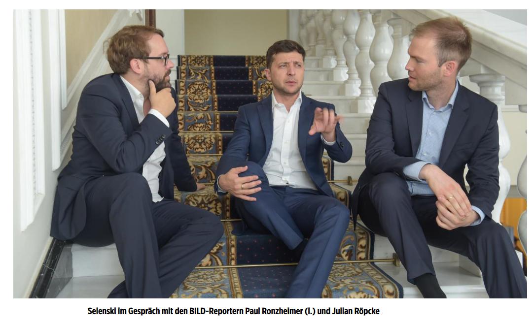 """""""Feinde der Ukraine"""" – Auch Wagenknecht und Gysi auf ukrainischer Staatsfeindeliste"""
