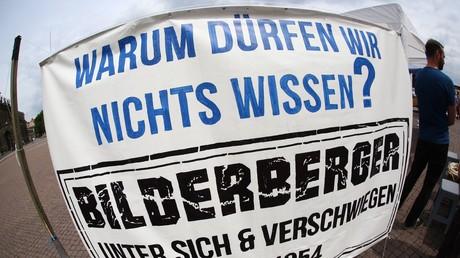 Archivbild der Bilderberg-Konferenz im Jahr 2016 in Dresden – die Frage bleibt berechtigt.