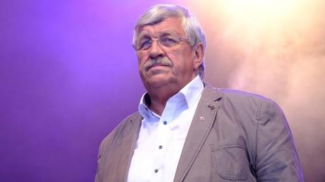 Kasseler Regierungspräsident Dr. Walter Lübcke ist tot.