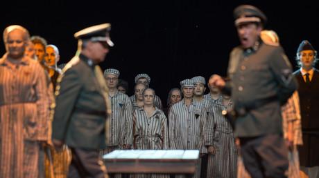 Szene aus der Oper