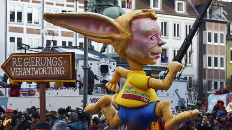 Geht es nach Äußerungen des Ersten Parlamentarischen Geschäftsführers der FDP-Bundestagsfraktion, Marco Buschmann, soll der Hase nun in die andere Richtung laufen. (Bild vom 12. Februar 2018)