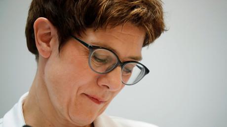 Schlechte Nachrichten für Annegret Kramp-Karrenbauer und die CDU: Gäbe es jetzt Neuwahlen, wäre die CDU nicht unbedingt ein Wunschkandidat in der Regierung.