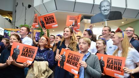 Obwohl seine Partei bei den Landtagswahlen in Bremen stärkste Kraft wurde, geht CDU-Spitzenkandidat Carsten Meyer-Heder wohl leer aus.