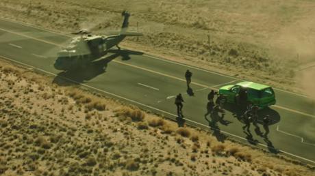 """Wie im Blockbuster """"Sicario 2"""": IS plante Infiltration der USA über mexikanische Grenze"""