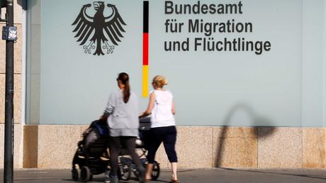 Bundesamt für Migration und Flüchtlinge (BAMF), Berlin, Deutschland, 24. Mai 2018.