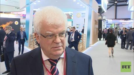 Russlands Botschafter in der EU zur angeblichen Wahleinmischung:
