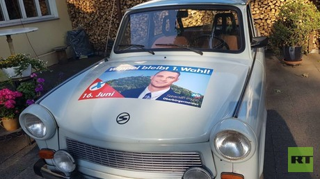 Doch nicht 1. Wahl in Görlitz: Sebastian Wippel musste sich im zweiten Wahlgang geschlagen geben und hat es somit verpasst, erster AfD-Oberbürgermeister Deutschlands zu werden.