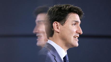 Justin Trudeau, kanadischer Premierminister.