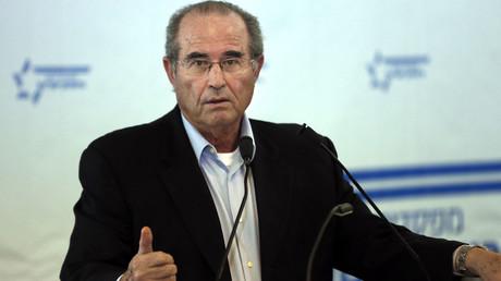 Ex-Mossad-Chef Shabtai Shavit gilt als scharfer Widersacher des israelischen Ministerpräsidenten Benjamin Netanjahu. Kurz vor den in Bahrain präsentierten US-