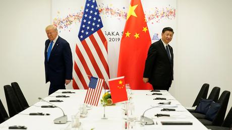 USA und China einigen sich auf Wiederaufnahme der Handelsgespräche
