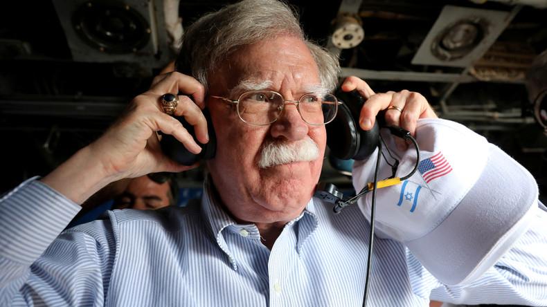 In die Mongolei verbannt? John Boltons Abwesenheit beim Gipfel in Korea befördert Spekulationen