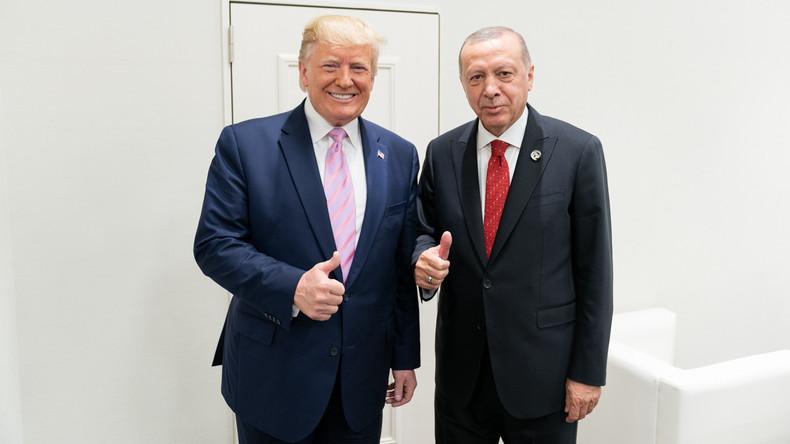 Erdoğan: USA lenken im Streit um russisches S-400-Luftabwehrsystem ein