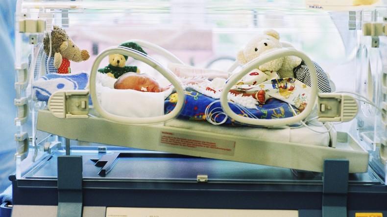 Ärztin in Kaliningrad der Tötung eines Neugeborenen beschuldigt