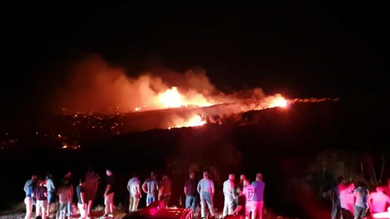 """Nach """"israelischen Angriffen"""" in Syrien: Angeblich russische Rakete in Nordzypern eingeschlagen"""