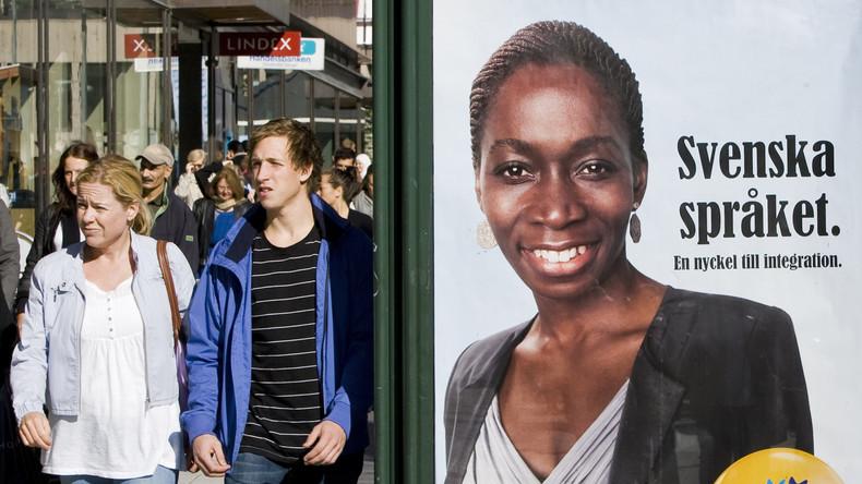 Schwedens Liberale vor Zerreißprobe? Streit um neue Vorsitzende wegen Migrationspolitik (Video)