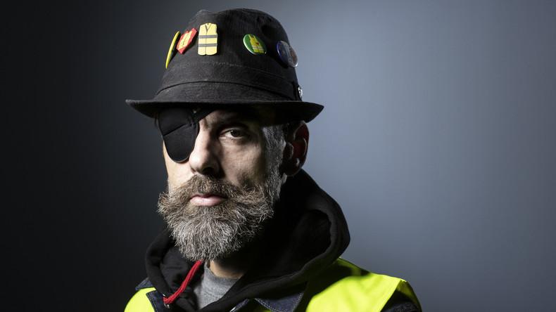 """""""Wenn ich sterbe, sterbe ich"""" – Gelbwesten-Aktivist will in Hungerstreik treten"""