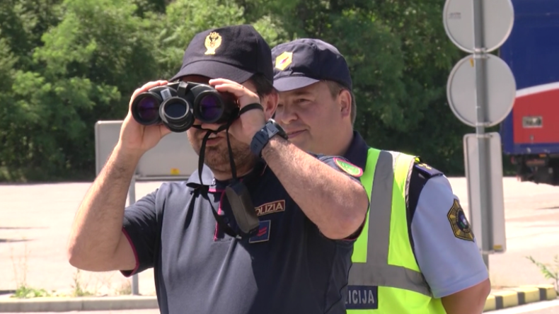 Slowenien und Italien starten gemeinsame Grenzpatrouillen gegen illegale Migration