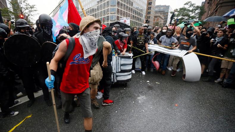 USA: Die vermeintlich gerechte Gewalt von links (Video)