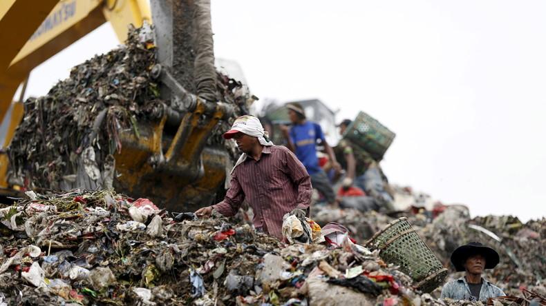 Indonesien schickt Giftmüll an USA, Australien und Deutschland zurück