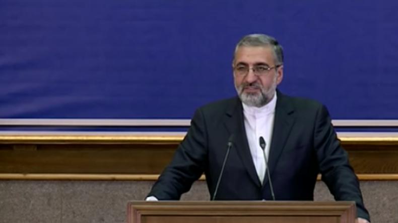Justizsprecher im Iran: Mutmaßlichen US-Spionen droht Hinrichtung