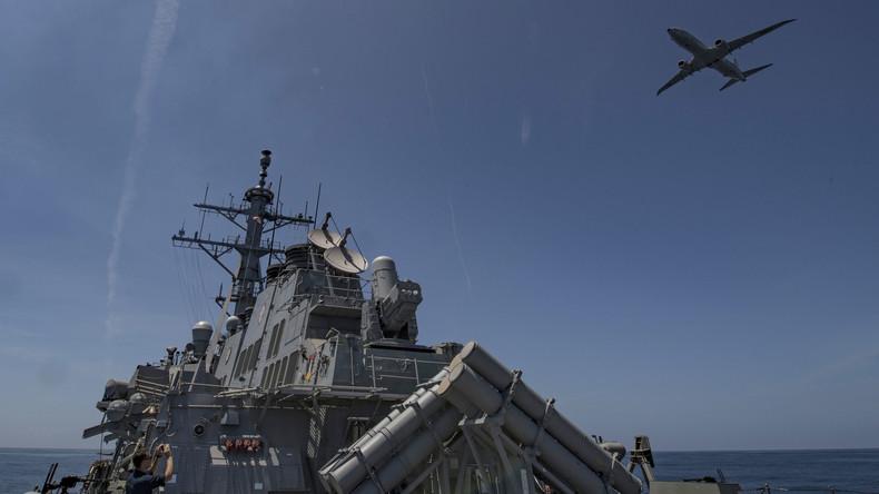 Sea Breeze 2019: Russland beobachtet massive NATO-Übung im Schwarzen Meer