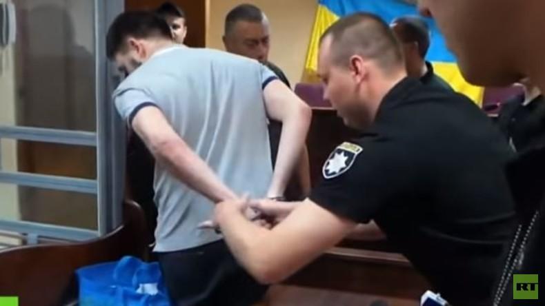 Kafkaeske Zustände: Kiewer Gericht lässt Kirill Wyschinskij weiterhin hinter Gittern