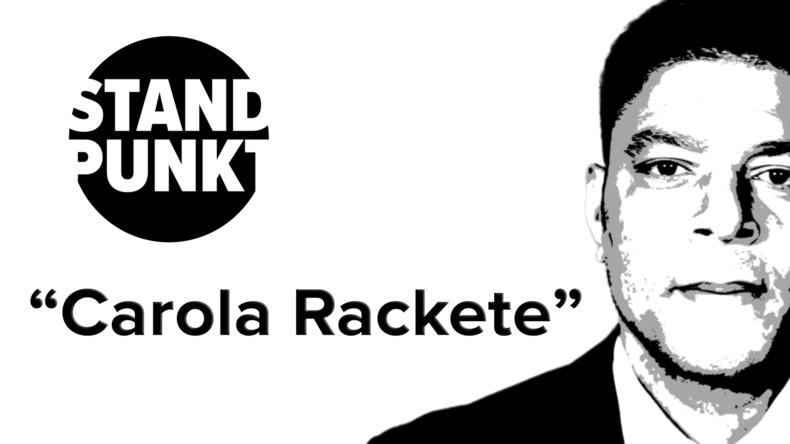 """""""Solidarität"""" mit Carola Rackete: Die Krokodilstränen der Moralapostel"""