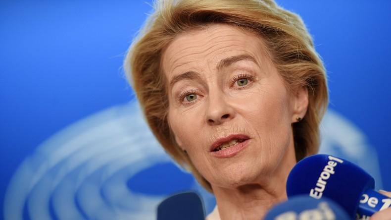 Neuer Koalitionskrach: SPD hadert mit von der Leyens Wechsel nach Brüssel