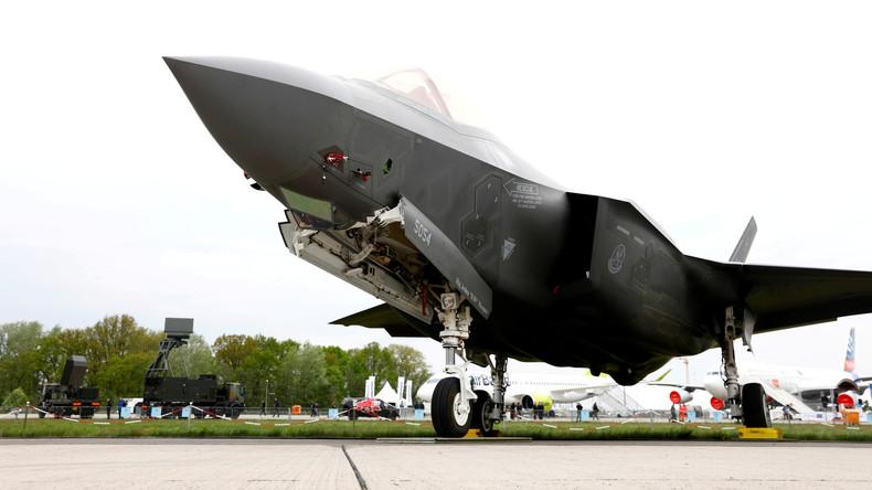 F-35 Kampfjet: Ein Vogel, der nicht gern fliegt und die Qual der Wahl für die Türkei (Clip)