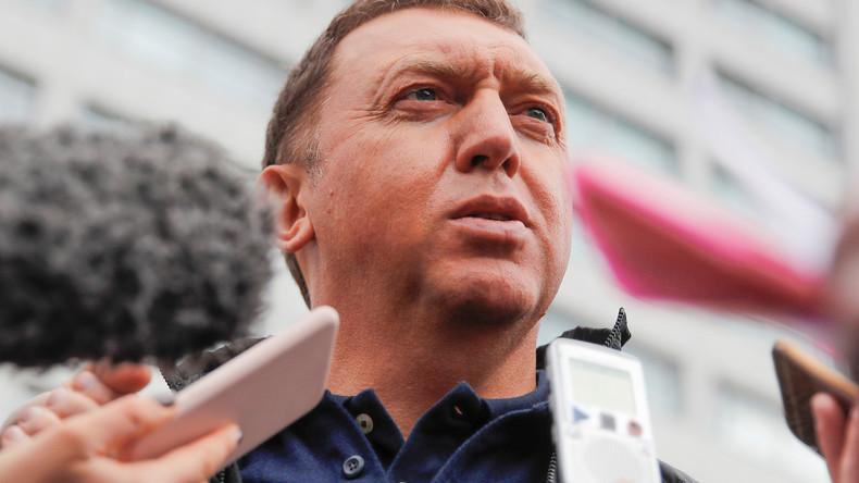 20 Millionen US-Dollar für verdeckte Operation – der russische Oligarch und das FBI