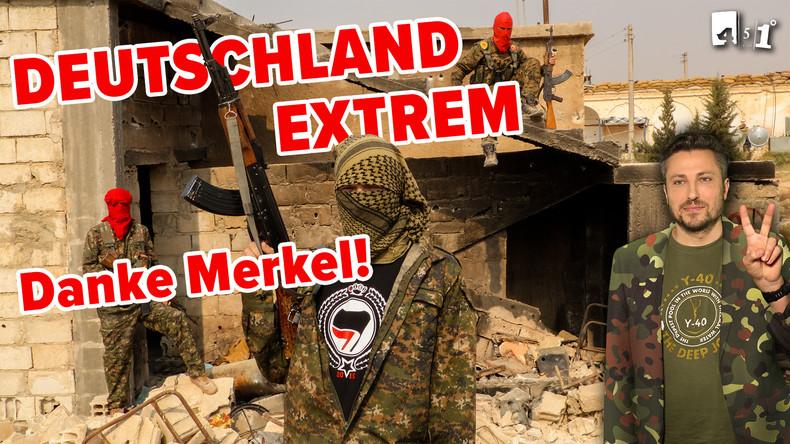 Deutschlands Extremistenstadel | Seenotrettung ohne Not | Hitzeprügel im Freibad | 451 Grad