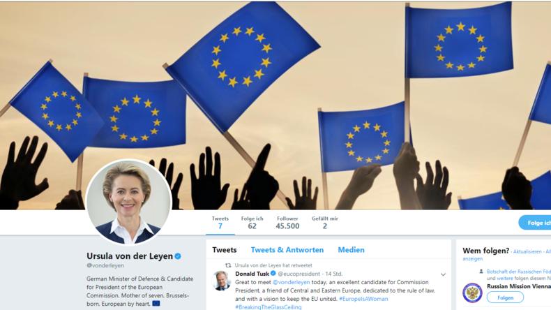 Starthilfe aus Brüssel: Von der Leyen wird Sonderberaterin der EU-Kommission