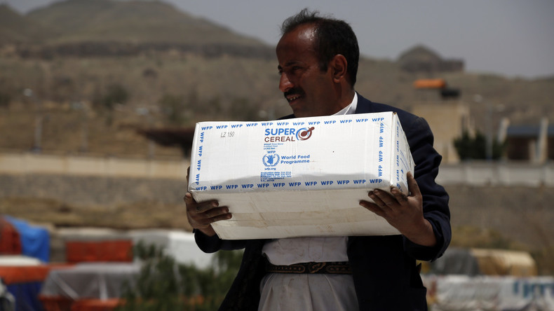 Hungersnot im Jemen: Das UN-Welternährungsprogramm wird zum politischen Instrument (Video)
