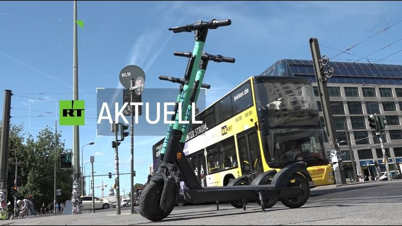 Alternative zum Auto? Elektro-Roller im Praxistest (Video)