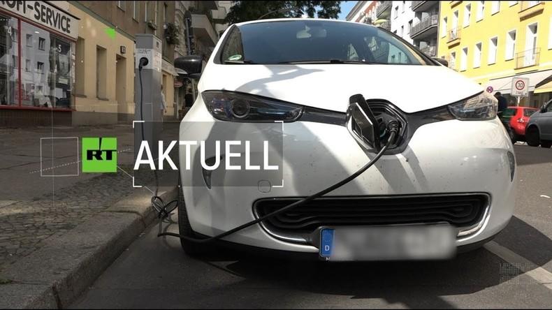 Elektro-Autos: Die Mobilitätswende kommt nicht voran (Video)