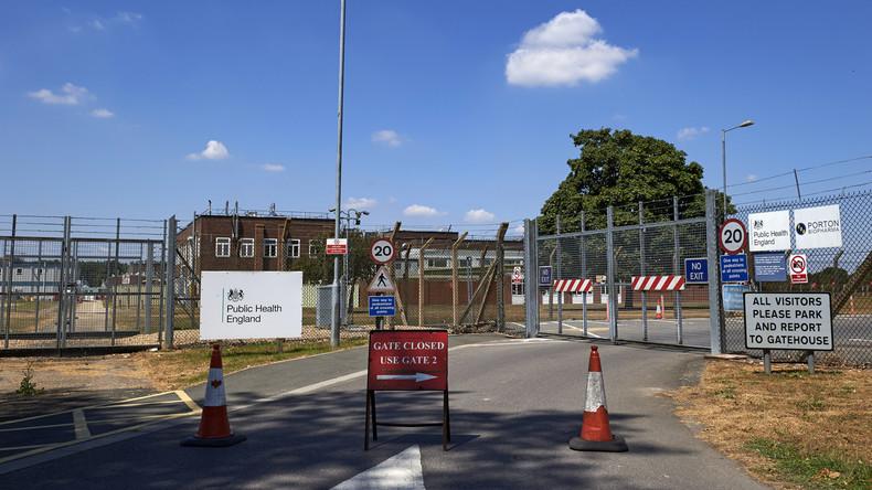 Peinliche Sicherheitspanne der Briten: Streng geheime Dokumente im Müllcontainer gefunden
