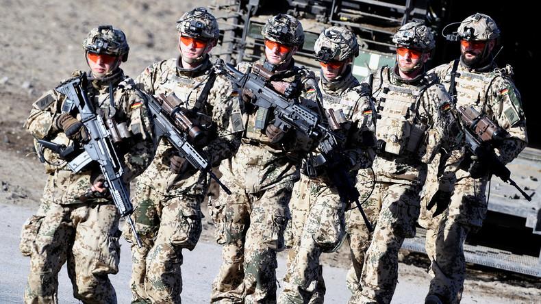 USA fordern deutsche Bodentruppen für Anti-IS-Einsatz in Syrien