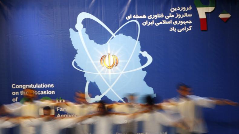 Israelischer Minister zu fortgesetzter Urananreicherung im Iran: Ein Marsch in Richtung Atombombe