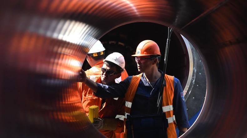 """OSZE-Ausschuss warnt vor Gasleitungen """"Nord Stream 2"""" und """"Turkish Stream"""" als Druckmittel"""