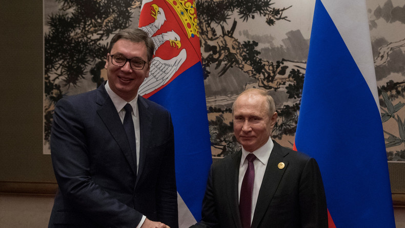 Vučić: Kosovo-Problem kann nicht ohne USA und Russland gelöst werden