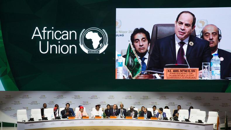 Afrikanische Staats- und Regierungschefs starten bahnbrechende 55-Nationen-Handelszone