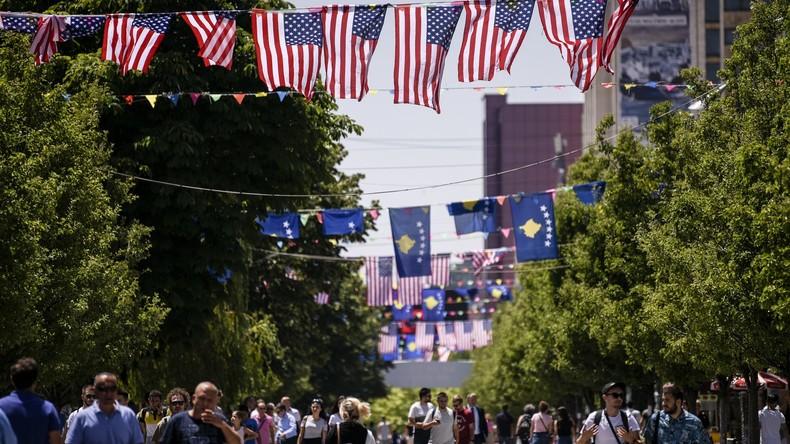 """Hashim Thaçi an Donald Trump: Kosovo ist """"das pro-amerikanischste Land der Welt"""""""