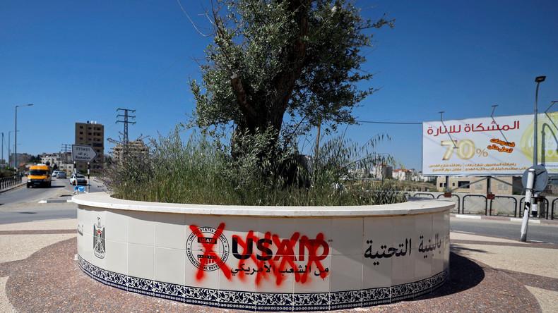 USAID geht in Stellung gegen Russland (Video)