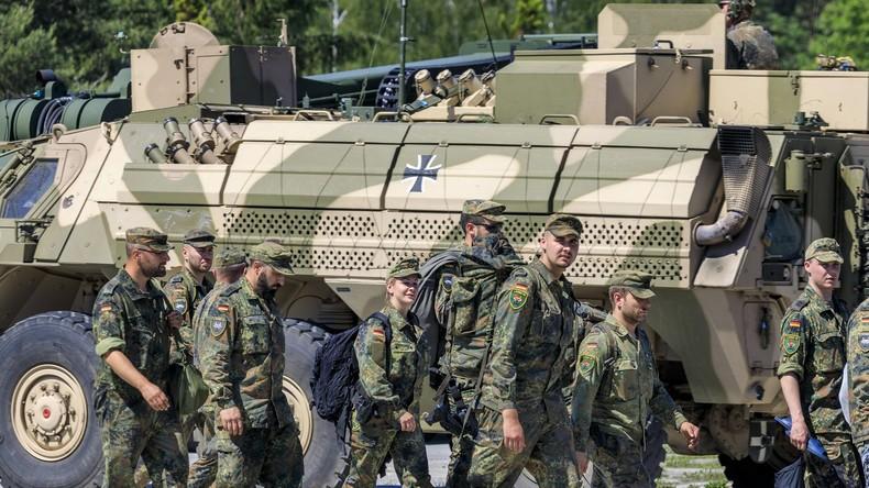 CDU-Politiker sieht US-Forderung nach Bodentruppen nicht vom Tisch