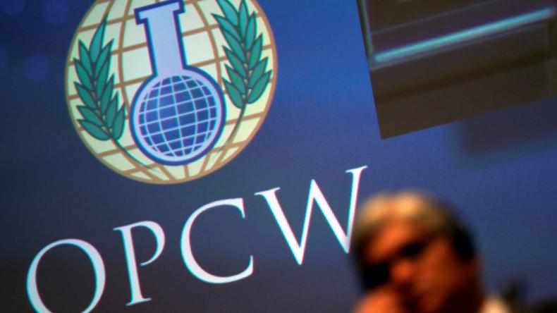 OPCW bestätigt erneut die Zerstörung aller Chemiewaffen-Arsenale in Syrien