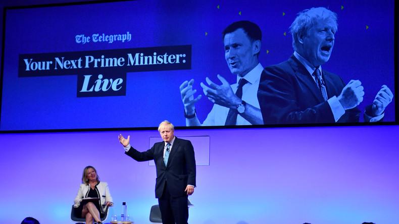 Wahlen in Großbritannien: Konservative Politiker liebäugeln mit Boris Johnsons Brexit-Versprechen