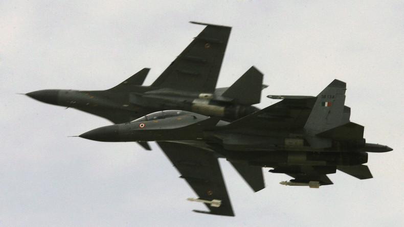Indien bekundet Interesse an Kauf von 18 Su-30MKI Mehrzweck-Kampfjets aus Russland