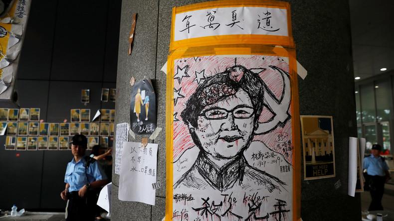 Nach Massenprotesten in Hongkong: Umstrittenes Auslieferungsgesetz ist vom Tisch
